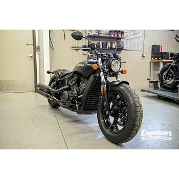 2021 Indian Scout Bobber Sixty for sale 201039315