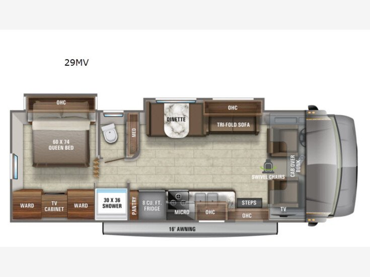 2021 JAYCO Greyhawk for sale 300289473