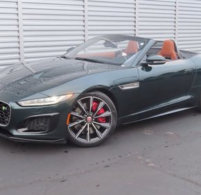 2021 Jaguar F-TYPE for sale 101410869