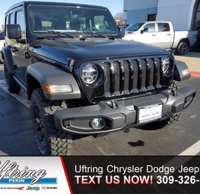 2021 Jeep Wrangler for sale 101412140