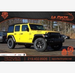 2021 Jeep Wrangler for sale 101415901