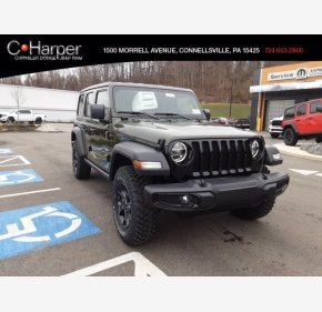 2021 Jeep Wrangler for sale 101423934