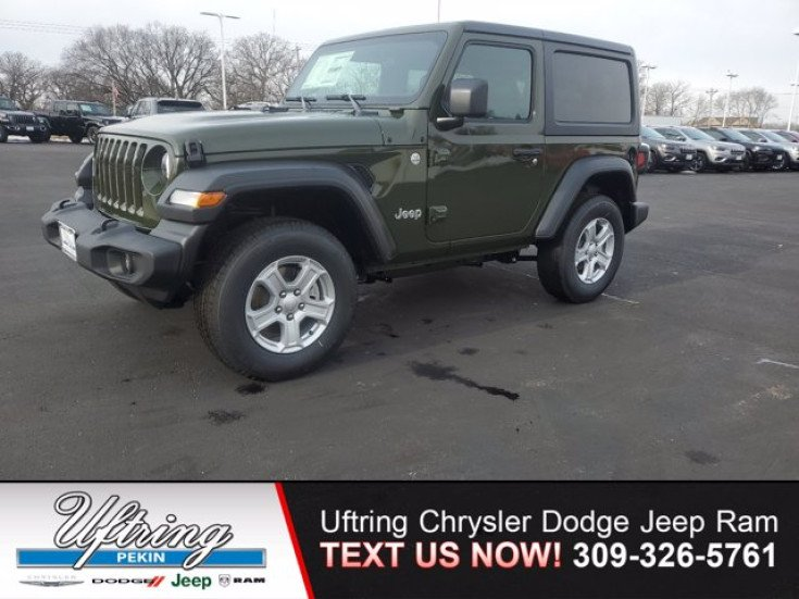 2021 Jeep Wrangler for sale 101431641