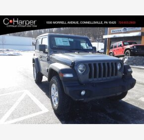 2021 Jeep Wrangler for sale 101453505