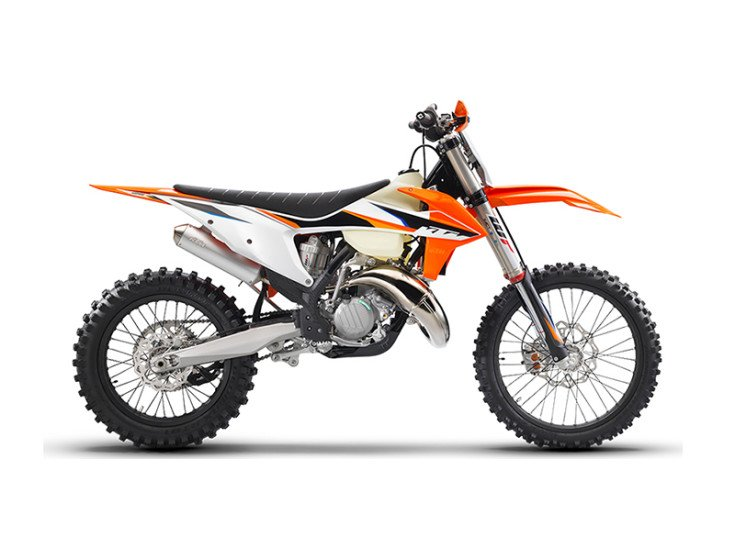 2021 KTM 105XC 125 specifications