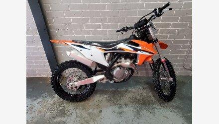 2021 KTM 250SX-F for sale 201004202