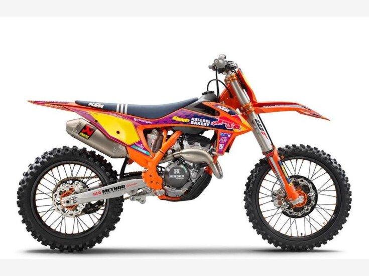 2021 KTM 250SX-F for sale 201173333