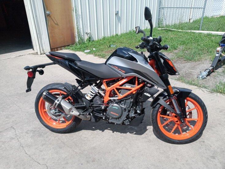 2021 KTM 390 Duke for sale 201111744