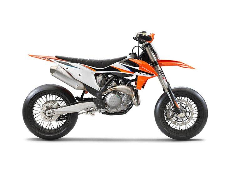 2021 KTM 450SMR 450 specifications