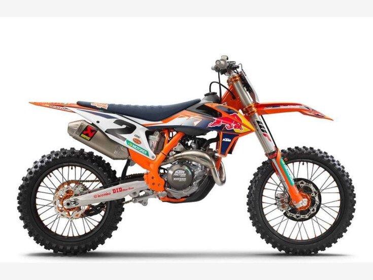 2021 KTM 450SX-F for sale 201173272