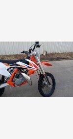 2021 KTM 85SX for sale 201002110
