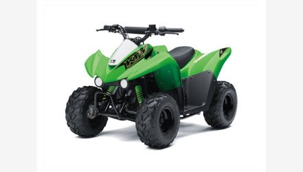 2021 Kawasaki KFX50 for sale 200949226