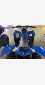 2021 Kawasaki KFX50 for sale 200949382