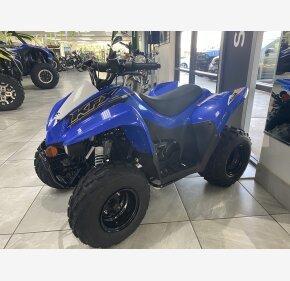 2021 Kawasaki KFX50 for sale 200987556