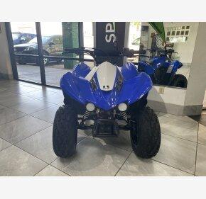 2021 Kawasaki KFX50 for sale 200987565