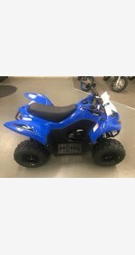 2021 Kawasaki KFX50 for sale 200999571