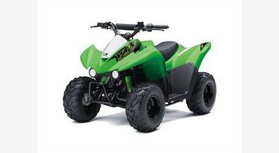 2021 Kawasaki KFX50 for sale 201004479