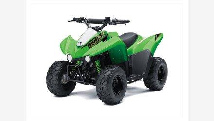 2021 Kawasaki KFX50 for sale 201012982