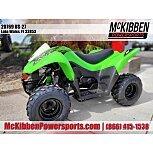 2021 Kawasaki KFX50 for sale 201040301