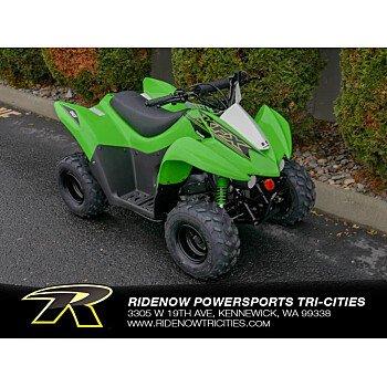 2021 Kawasaki KFX50 for sale 201067970
