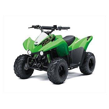 2021 Kawasaki KFX50 for sale 201107904