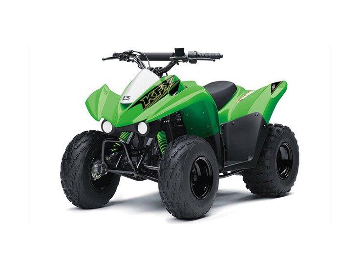 2021 Kawasaki KFX80 90 specifications