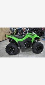 2021 Kawasaki KFX90 for sale 200966463