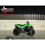 2021 Kawasaki KFX90 for sale 200984210