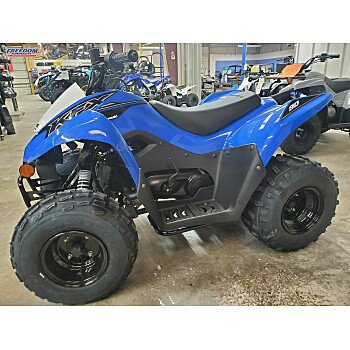 2021 Kawasaki KFX90 for sale 201001137