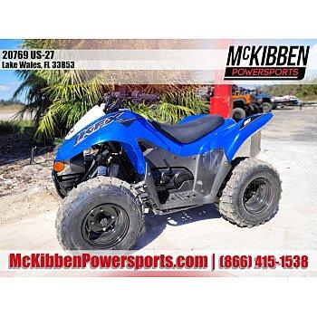 2021 Kawasaki KFX90 for sale 201143685