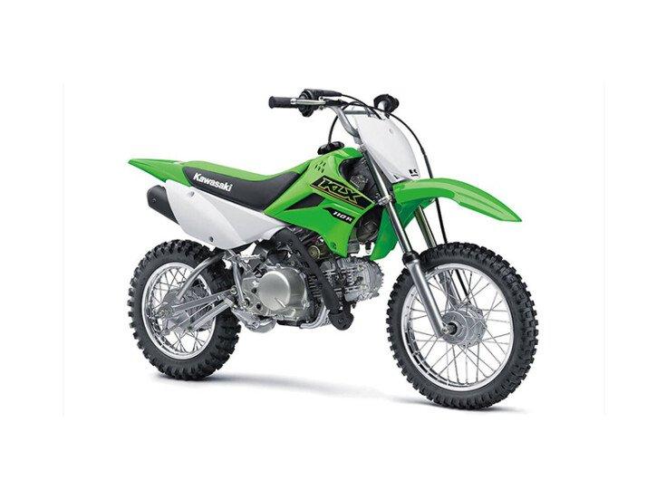 2021 Kawasaki KLX110 110R specifications