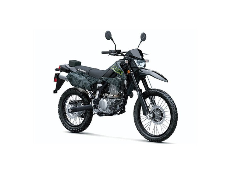 2021 Kawasaki KLX110 300 specifications