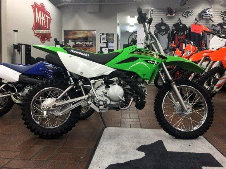 2021 Kawasaki KLX110R for sale 201065048
