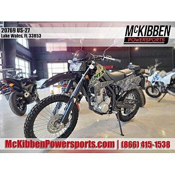 2021 Kawasaki KLX300 for sale 201143830
