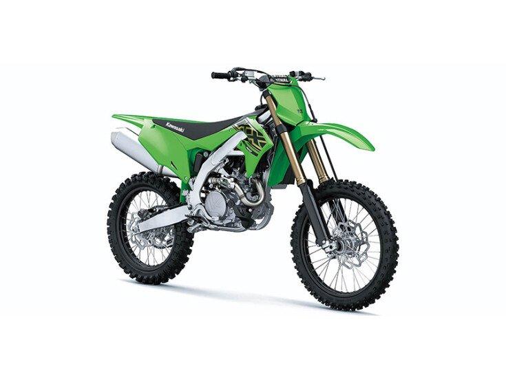 2021 Kawasaki KX100 450 specifications