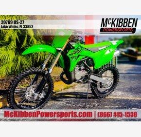 2021 Kawasaki KX100 for sale 200946868