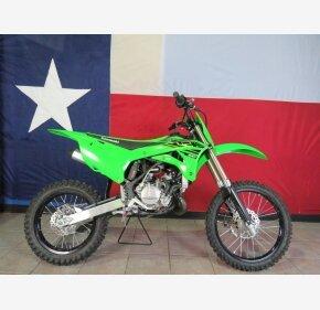 2021 Kawasaki KX100 for sale 200993074