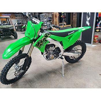 2021 Kawasaki KX250 X for sale 200989066