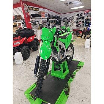 2021 Kawasaki KX250 for sale 200990860