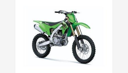2021 Kawasaki KX250 for sale 201057528