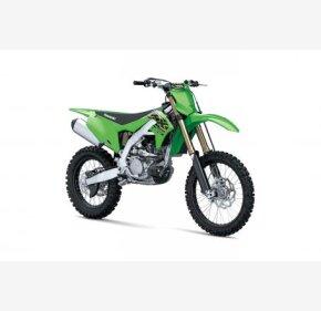 2021 Kawasaki KX250 X for sale 201060960