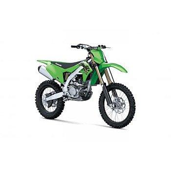 2021 Kawasaki KX250 X for sale 201174576