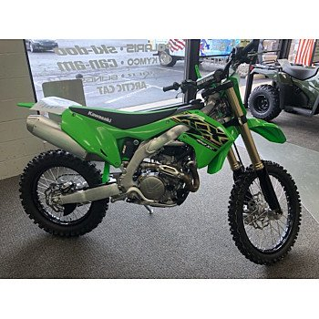 2021 Kawasaki KX450 for sale 200949330