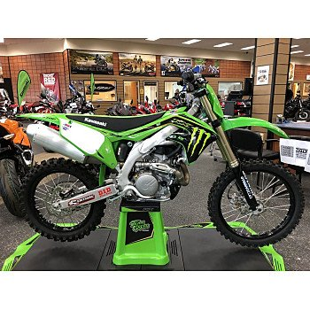 2021 Kawasaki KX450 for sale 200953550