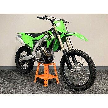 2021 Kawasaki KX450 XC for sale 200964031
