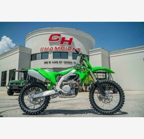 2021 Kawasaki KX450 for sale 200967920