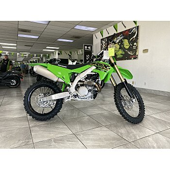 2021 Kawasaki KX450 for sale 200975472