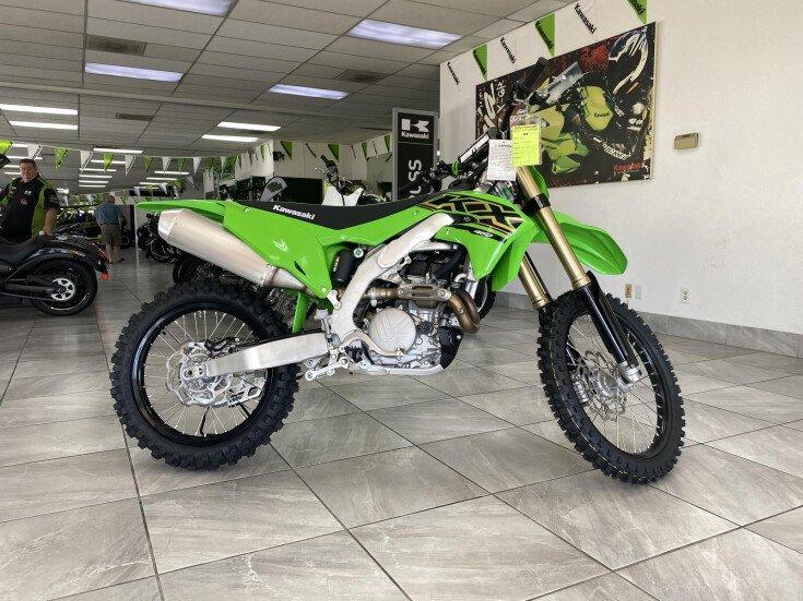 2021 Kawasaki KX450 for sale 200975472