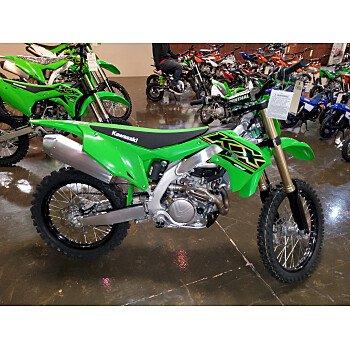 2021 Kawasaki KX450 for sale 200982818