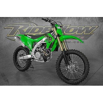 2021 Kawasaki KX450 XC for sale 200989906